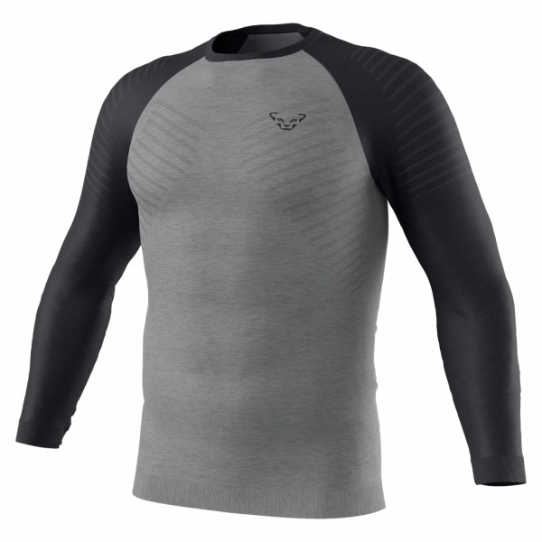 DYNAFIT TOUR LIGHT MERINO LONGSLEEVE M Black Out