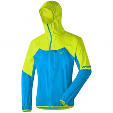 DYNAFIT TRANSALPER 3L MEN JACKET Fluo Yellow