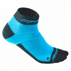 DYNAFIT VERTICAL MESH FOOTIE Methyl Blue