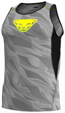 DYNAFIT VERTICAL RACE M TANK Quiet Shade Camo