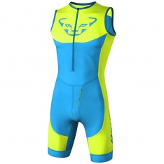 DYNAFIT VERTICAL U RACING SUIT Fluo Yellow