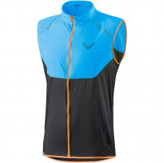 DYNAFIT VERTICAL WIND 49 VEST M Methyl blue