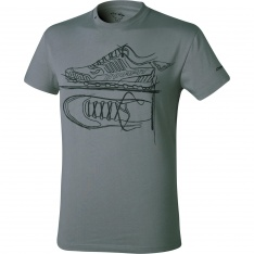 DYNAFT FIRST TRACK T-SHIRT MEN Grey