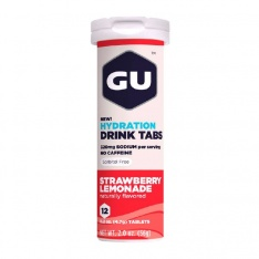 GU HYDRATION DRINK TABS Strawberry