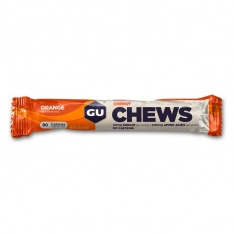 GU CHEWS 54G Orange