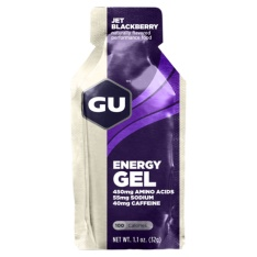 GU ENERGY GEL Jet Blackberry
