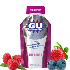 GU ENERGY GEL Tri berry
