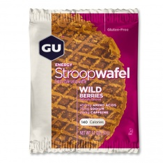 GU ENERGY WAFEL Wild berries