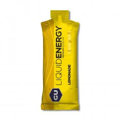 GU Liquid Energy Gel 60 g - lemonade 1 SÁČEK