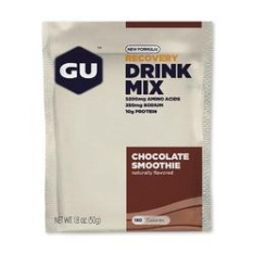 GU RECOVERY DRINK MIX Chocolate smoothie