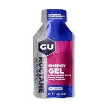 GU ROCTANE ENERGY GEL 32g Blueberry/Pomegranate