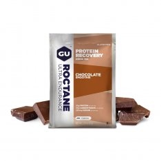 GU Roctane Recovery Drink Mix 62 g-chocolate smoothie SÁČEK