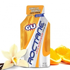 GU ROCTANE ENERGY GEL 32g Vanilla orange