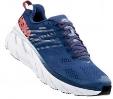 HOKA CLIFTON 6 WIDE Ensign Blue/Plein Air