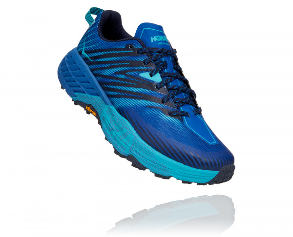 HOKA SPEEDGOAT 4 Turkish Sea/Scuba Blue