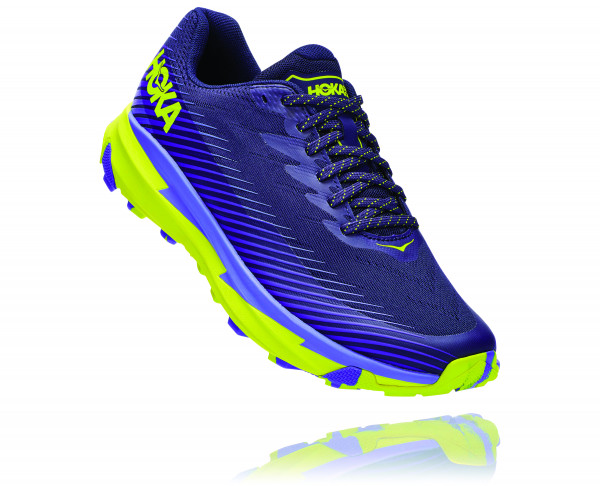 HOKA TORRENT 2 Black Iris/Evening Primrose