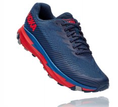 HOKA TORRENT 2 Moonlit Ocean/High Risk Red