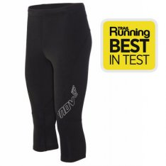 INOV-8 AT/C 3QTR TIGHTS M Black
