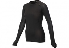 INOV-8 AT/C LS MERINO BASE LAYER Black
