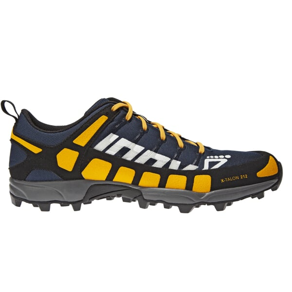 INOV-8 X-TALON 212 KIDS Navy/Yellow