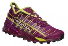 LA SPORTIVA MUTANT W Plum/Apple Green