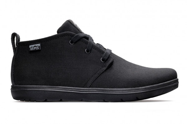 LEMS CHUKKA CANVAS Blackout