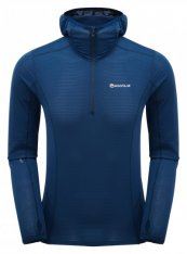 MONTANE ALLEZ MICRO HOODIE Narwhal Blue