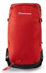 MONTANE FAST ALPINE 30 Flag Red