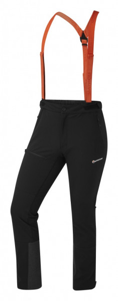 MONTANE GRADIENT PANTS Black