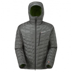MONTANE HI-Q LUXE JACKET Shadow
