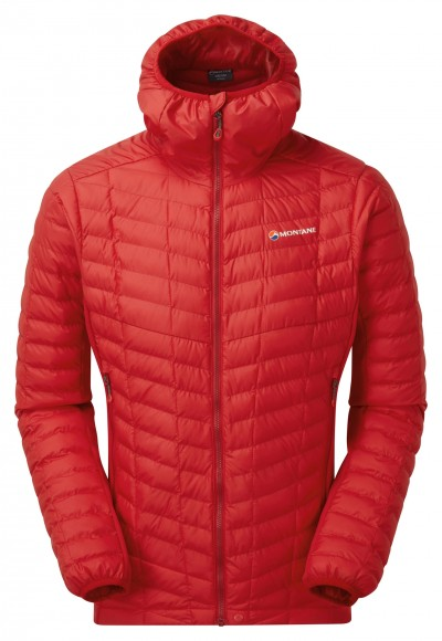MONTANE ICARUS STRETCH JACKET Alpine Red