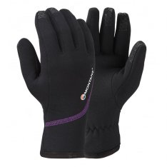 MONTANE POWER STRETCH PRO GLOVE W Black