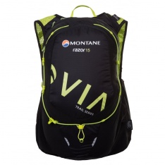 MONTANE VIA RAZOR 15 Black/Green