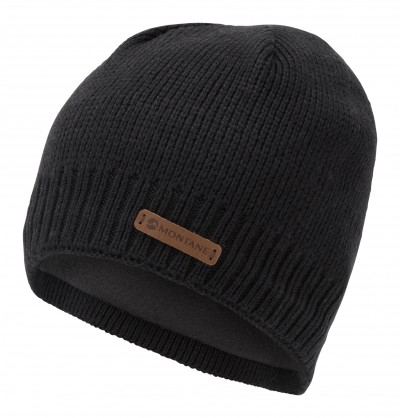 MONTANE RESOLUTE BEANIE Black