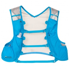 MONTANE VIA TRAIL VEST Blue/Cloudburst Grey