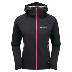 MONTANE WOMENS MINIMUS STRETCH ULTRA JACKET Black