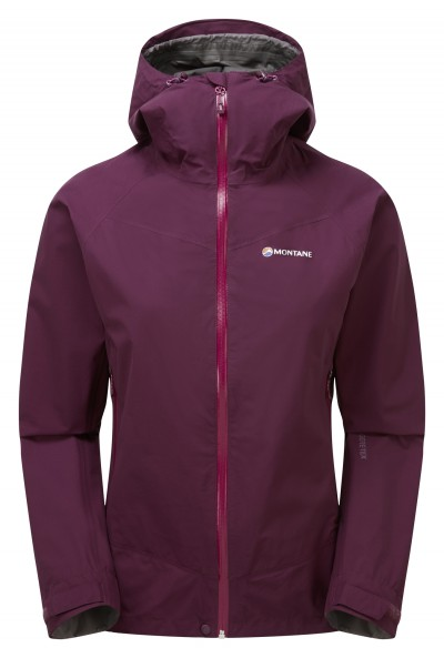 MONTANE WOMENS PAC PLUS JACKET Saskatoon Berry