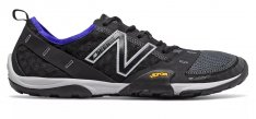 NEW BALANCE MINIMUS TRAIL 10 Black/UV Blue