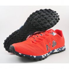 NVii CRAZY LIGHT XXC Neon Red/Navy