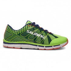 SALMING MILES SHOE gecko green/navy