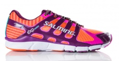 SALMING SPEED 5 Shocking Orange/Dark Orchid