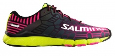 Salming Speed 6 Women Fluo Pink/Flow Yellow