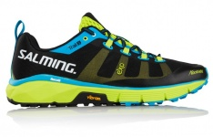 Salming Trail 5 Men Black Flou/Green