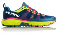 Salming Trail 5 Women Blue/Flou Yellow