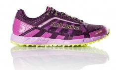 SALMING TRAIL T3 SHOE Dark Orchid/Azalea Pink