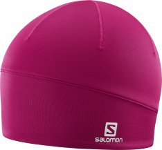 SALOMON ACTIVE BEANIE Cerise