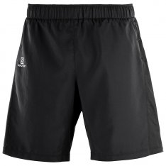 SALOMON AGILE 2IN1 SHORT M Black