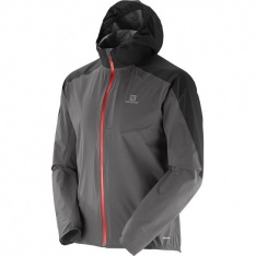 SALOMON BONATTI WP JACKET Galet Grey