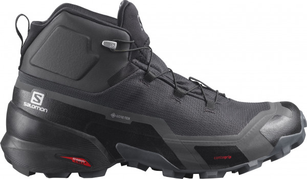 SALOMON CROSS HIKE MID GTX Phantom/Black /Ebony