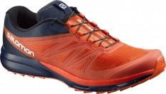 SALOMON SENSE PRO 2 Tomato Red/Black/Navy Wil